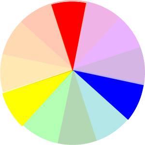 Simplified Color Schemes